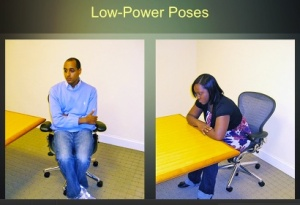 Low-Power Pose 1